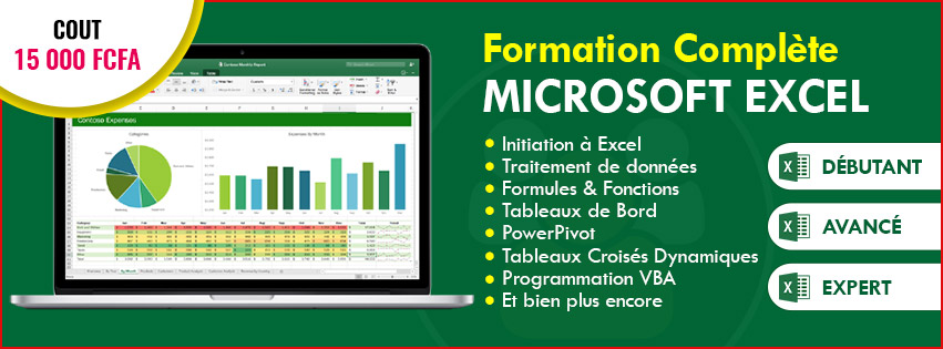Formation-Complete-Microsoft-Excel à moindre cout—zoneemploi