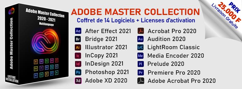Adobe-Master-Collection (2020-2021) - zoneemploi